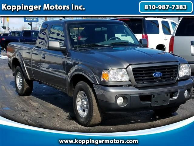 "2009 Ford Ranger 2WD 4dr SuperCab 126"" Sport"