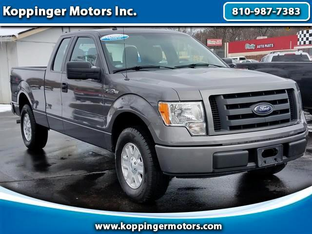 "2012 Ford F-150 2WD SuperCab 145"" STX"