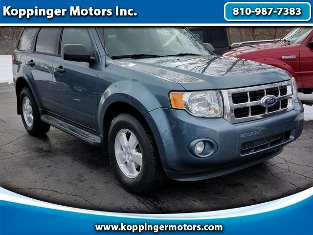2011 Ford Escape 4WD 4dr XLT
