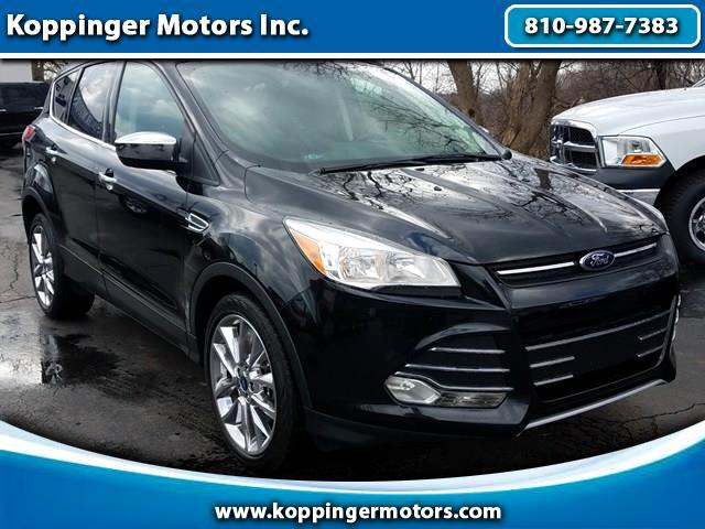 2014 Ford Escape 4WD 4dr SE