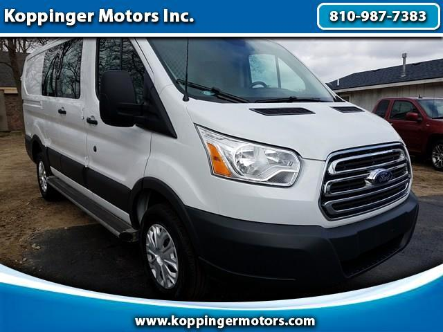 "2016 Ford Transit T-250 130"" Low Rf 9000 GVWR Swing-Out RH Dr"