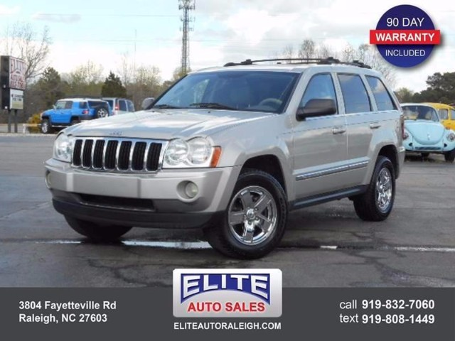 2007 Jeep Grand Cherokee Limited 2WD