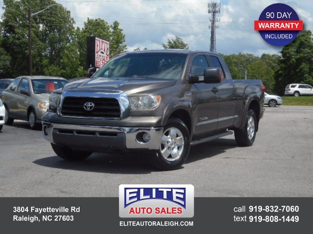 2007 Toyota Tundra SR5 Double Cab 6AT 2WD
