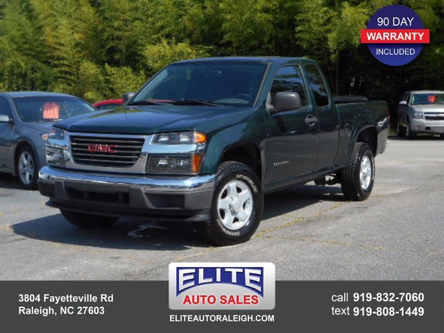 2005 GMC Canyon SL Z71 Ext. Cab 4WD