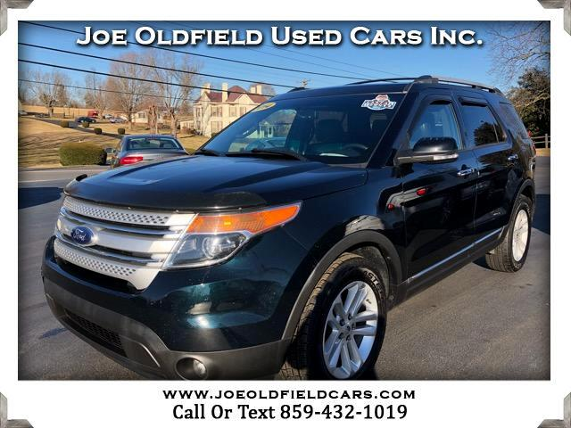 2014 Ford Explorer XLT 4-Door 4WD