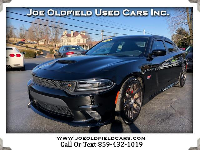 2017 Dodge Charger Scat Pack 392