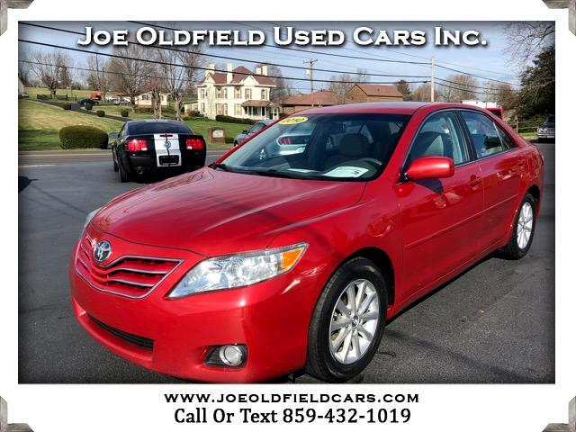 2010 Toyota Camry 2014.5 4dr Sdn V6 Auto XLE (Natl)