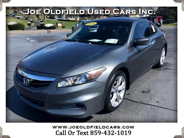 2011 Honda Accord Coupe 2dr V6 Auto EX-L