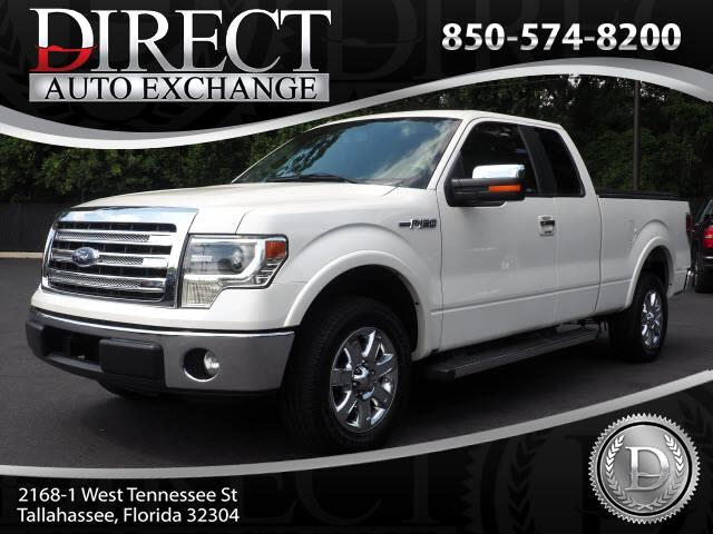 2013 Ford F-150 Lariat SuperCab 6.5-ft. Bed 2WD