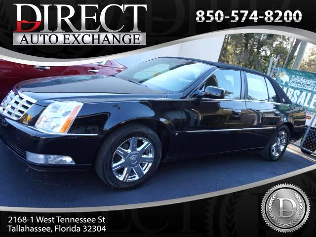2007 Cadillac DTS Luxury