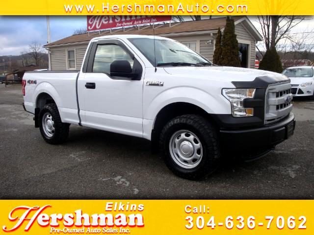 2016 Ford F-150 XLT 6.5 FT BED 4WD