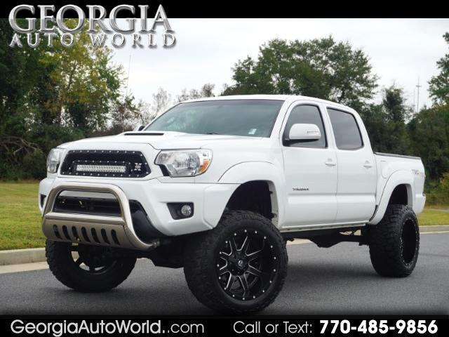 2014 Toyota Tacoma 4WD Double Cab V6 AT TRD Pro (Natl)