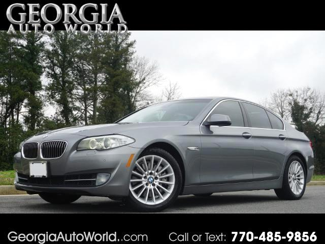 2011 BMW 5-Series 535is