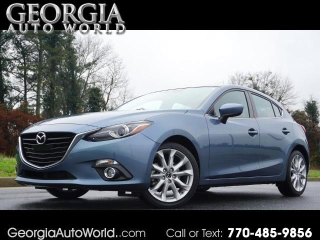 2014 Mazda MAZDA3 s Grand Touring AT 5-Door