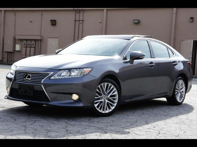 used 2013 lexus es 350 ultra luxury package for sale in marietta ga 30062 georgia auto world. Black Bedroom Furniture Sets. Home Design Ideas