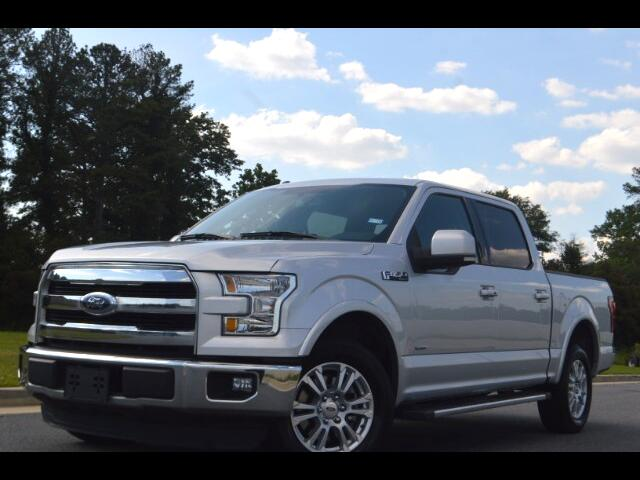 2015 Ford F-150 Lariat SuperCrew Short Box 2WD