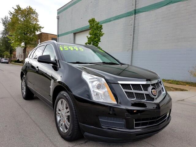 2012 Cadillac SRX 2WD