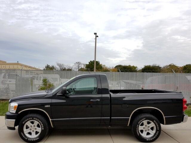 2008 Dodge Ram 1500 2WD