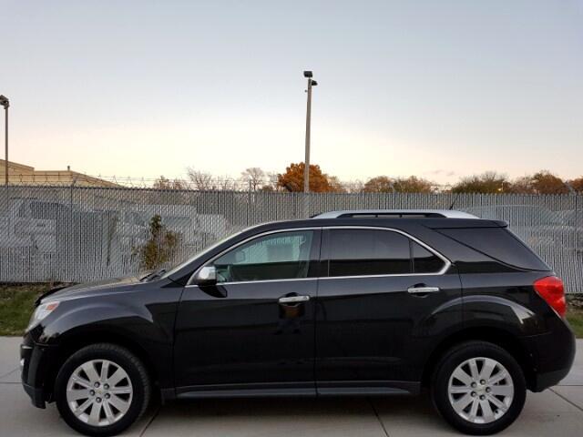 2010 Chevrolet Equinox 2WD