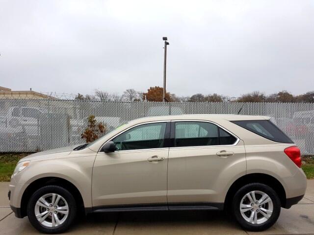 2011 Chevrolet Equinox 2WD