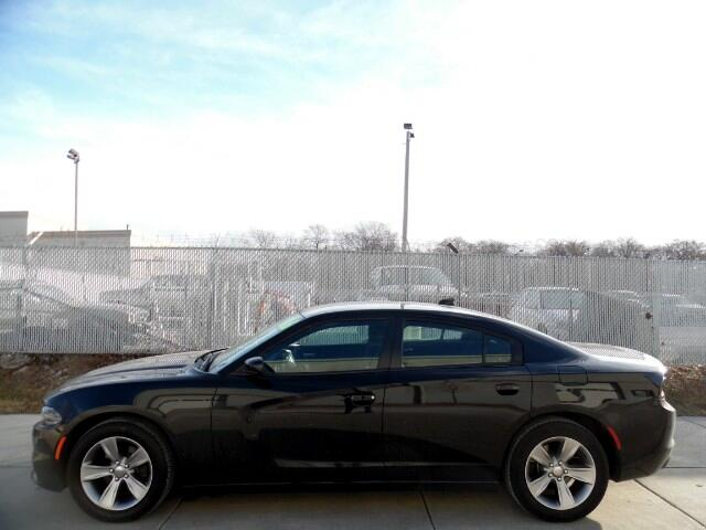 2016 Dodge Charger RWD