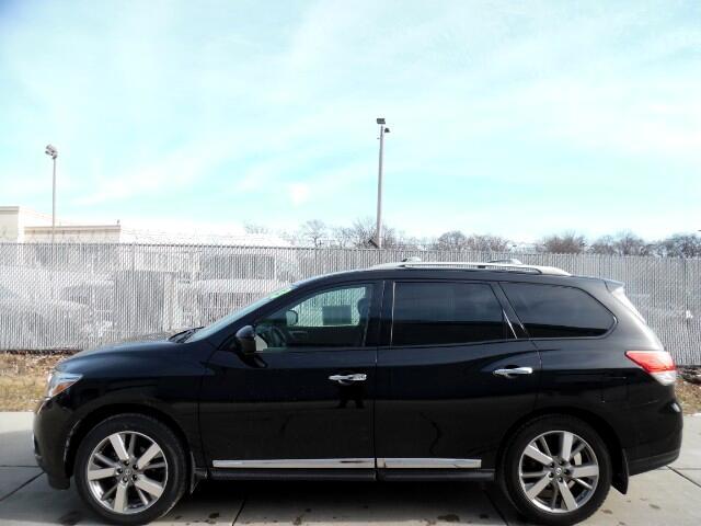 2013 Nissan Pathfinder 4WD