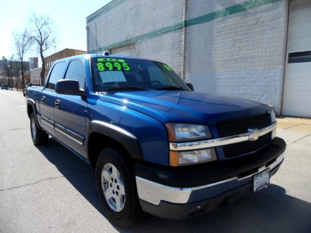 2004 Chevrolet Silverado 1500 Crew Cab 4WD