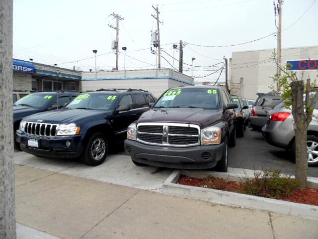 Used 2005 Dodge Durango For Sale In Milwaukee Wi 53215 Reo
