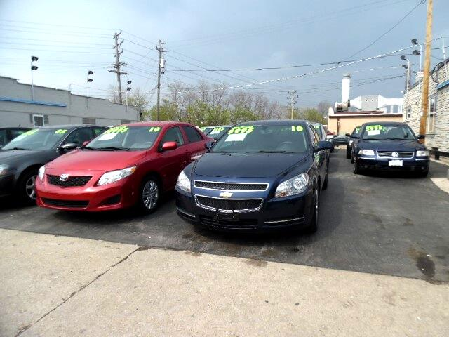 Used 2010 Chevrolet Malibu For Sale In Milwaukee Wi 53215