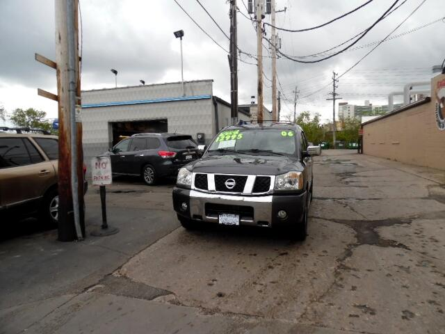Buy Here Pay Here 2006 Nissan Armada For Sale In Milwaukee