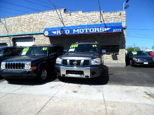 buy here pay here 2004 nissan armada for sale in milwaukee