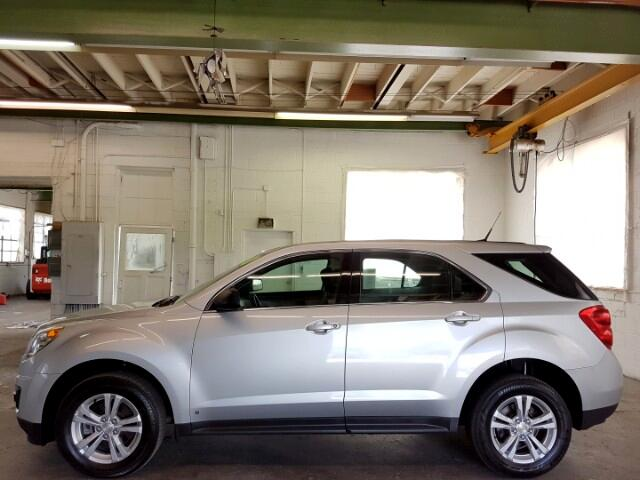 2010 Chevrolet Equinox LS AWD