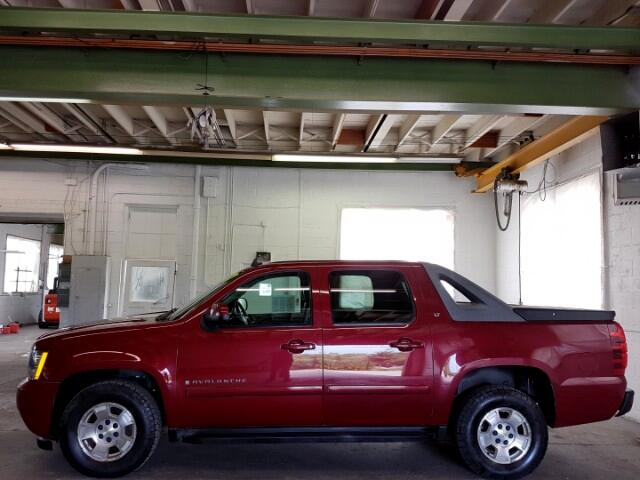 2007 Chevrolet Avalanche 4WD