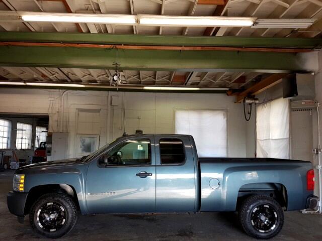 2008 Chevrolet Silverado 1500 2WD