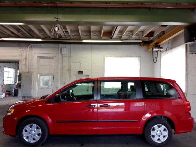 2012 Dodge Grand Caravan FWD