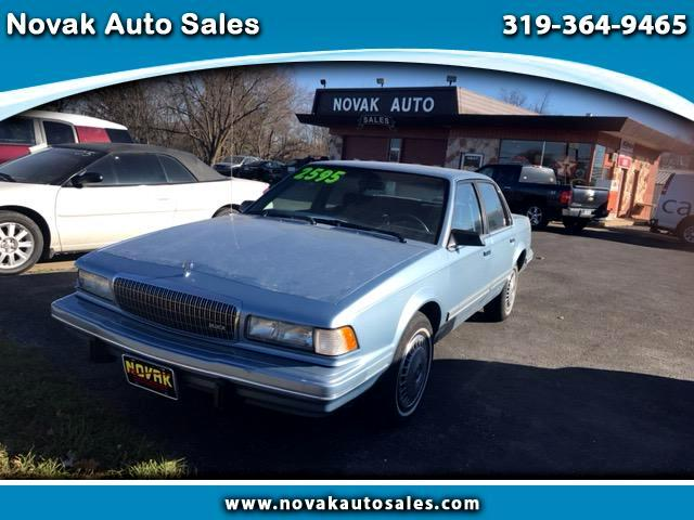 1993 Buick Century Special