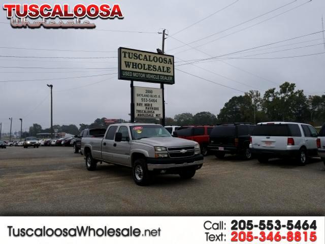 2006 Chevrolet Silverado 2500HD Crew Cab Long Bed 4WD