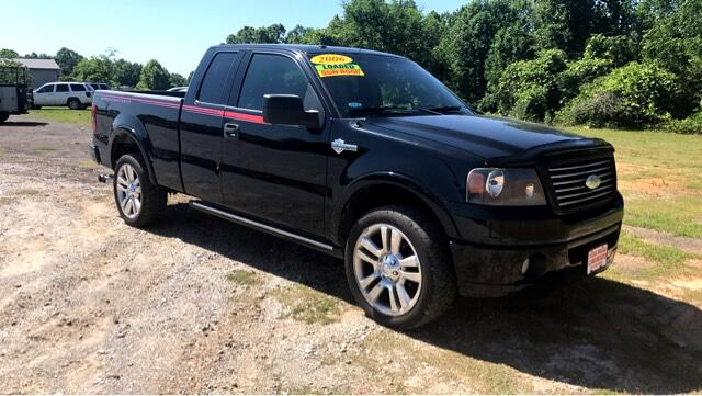 """2006 Ford F-150 4WD SuperCab 145"""" Lariat"""