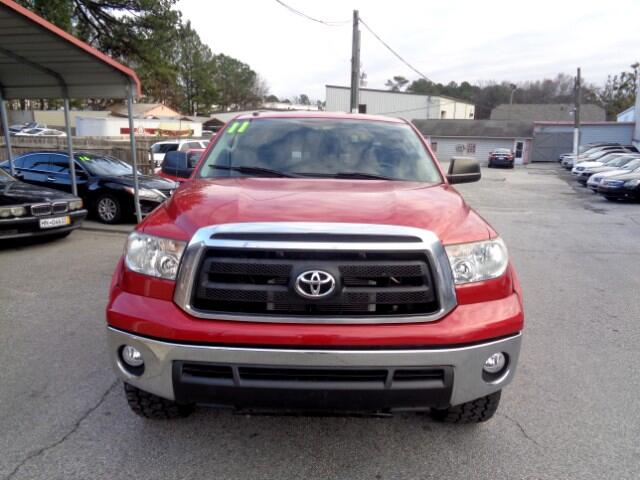 2011 Toyota Tundra TUNDRA, 5.7L, DOUBLE CAB, 2WD, TRD SUPER CHARGE