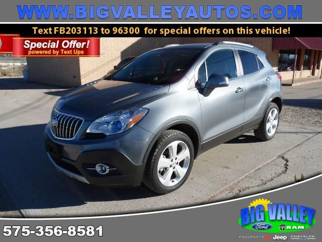 2015 Buick Encore Convenience AWD