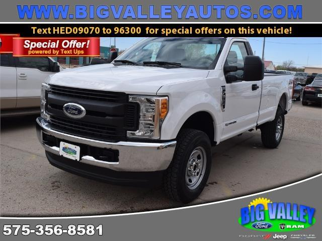2017 Ford F-350 SD XL 4WD