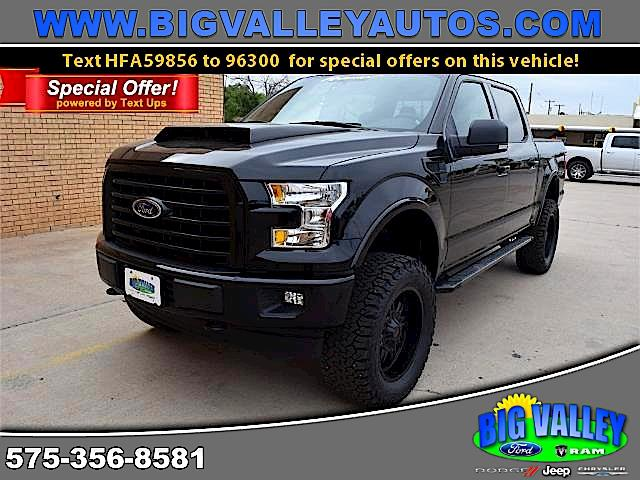 2017 Ford F-150 XLT SUPERCREW REGENCY PACKAGE