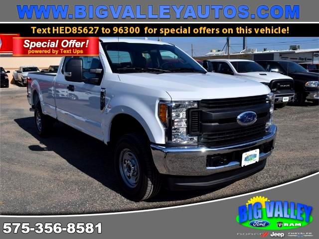 2017 Ford F-350 SD XL SuperCab 4WD
