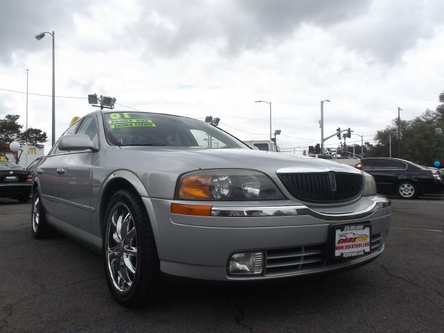2001 Lincoln LS Join our Family of satisfied customers We are open 7 days a week trade in welcome R