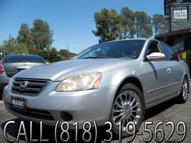 2004 Nissan Altima Join our Family of satisfied customers We are open 7 days a week trade in welcom