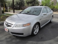 2004 Acura TL 5-Speed AT with Navigation System