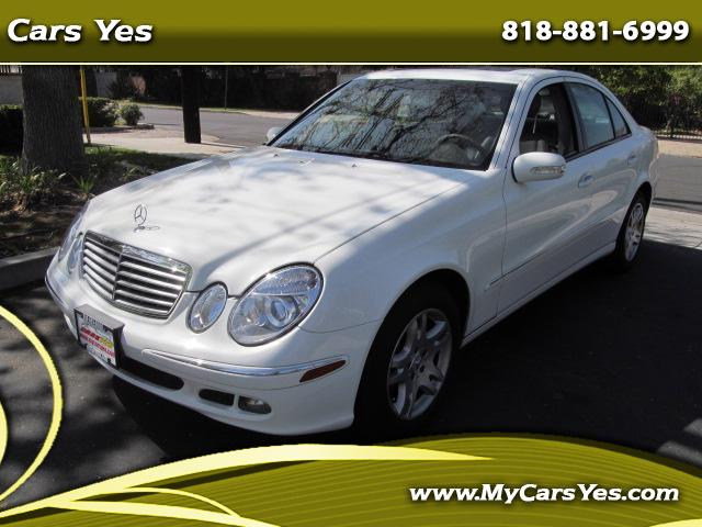 2005 Mercedes E-Class Cars Yes is here to help you get a great deal today No matter your Credit we