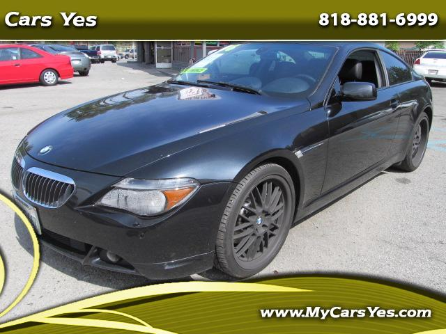 2006 BMW 6-Series Cars Yes is here to help you get a great deal today No matter your Credit we can