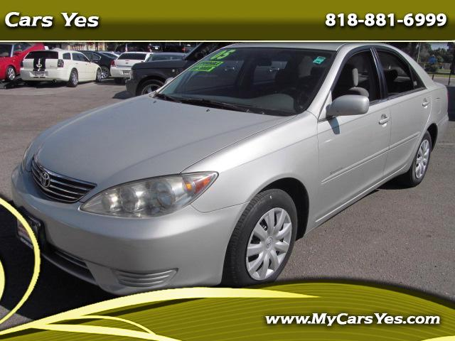 2005 Toyota Camry Cars Yes is here to help you get a great deal today No matter your Credit we can