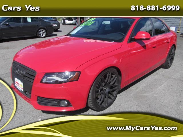 2009 Audi A4 Cars Yes is here to help you get a great deal today No matter your Credit we can help